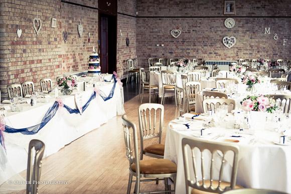wedding venue wedding at Bedford Hall Peterborough