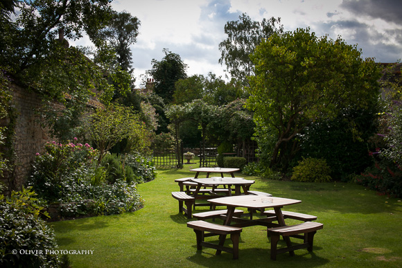 the garden house hotel wedding venue