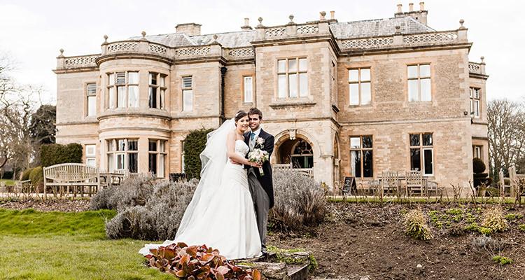wedding Wadenhoe House
