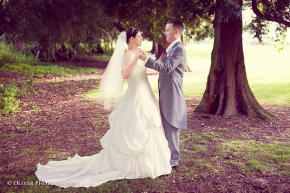 wedding at Orton Hall Hotel
