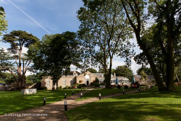 The Normanton Park Hotel weddings