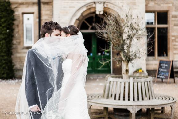 The Veil wedding