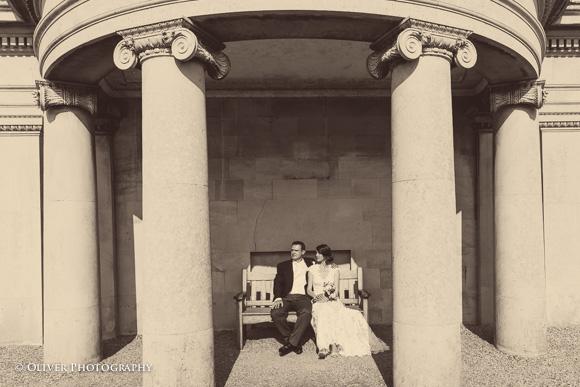 wedding Normanton Church
