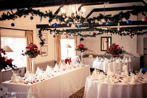 wedding at the sibson inn hotel