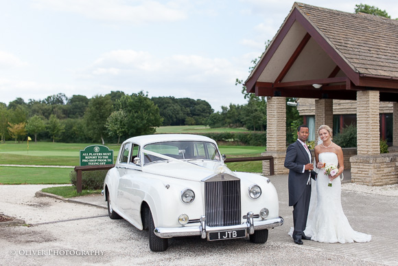 Elton Furze Golf Club Peterborough weddings