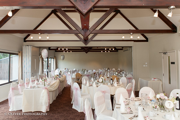 Elton Furze Golf Club weddings