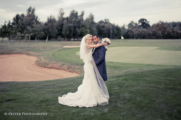 weddings at Elton Furze Golf Clu