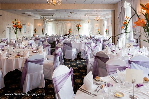 wedding at Barnsdale Hall Hotel Oakham
