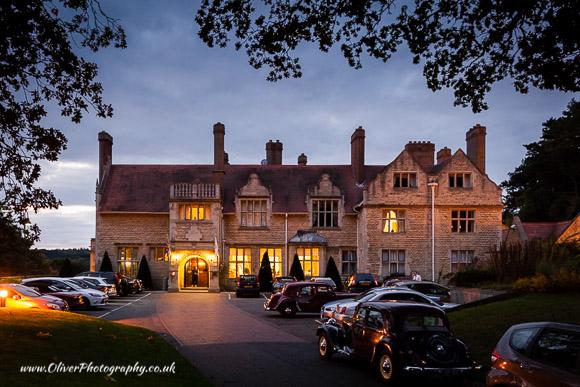 Barnsdale Hall Hotel Oakham
