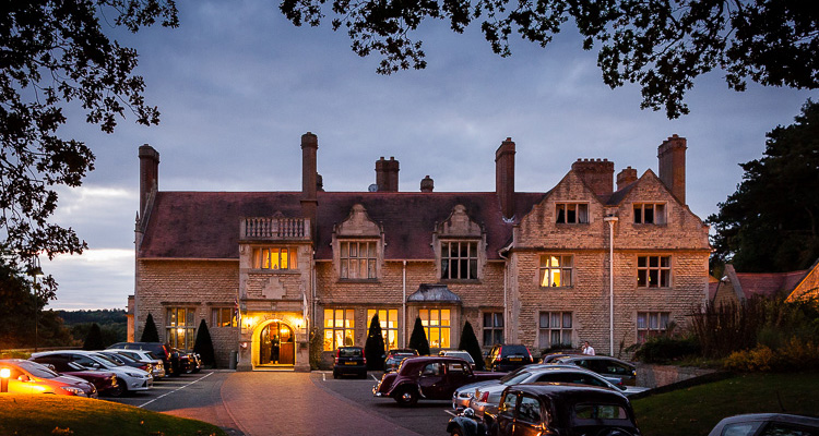 weddings at Barnsdale Hall Hotel, Oakham