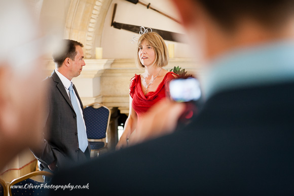 Marriage at Normanton Church 07