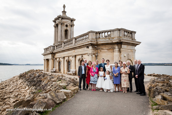 Marriage at Normanton Church 29
