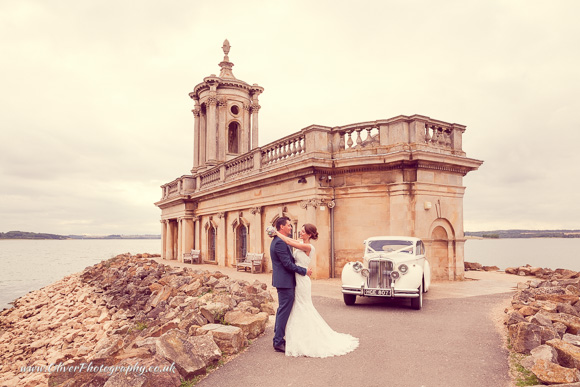 Marriage at Normanton Church 39