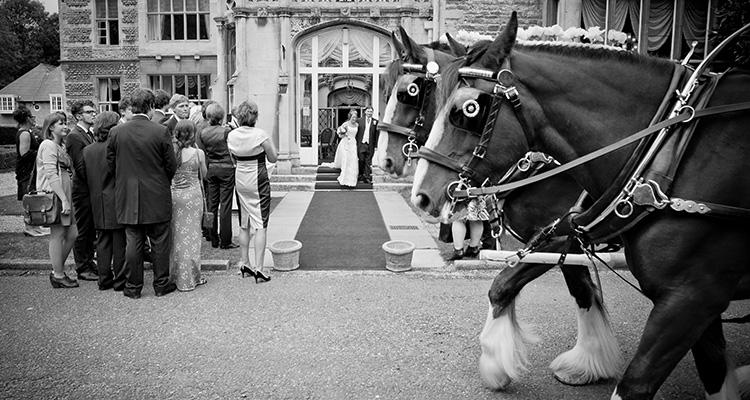 wedding photography Orton Hall
