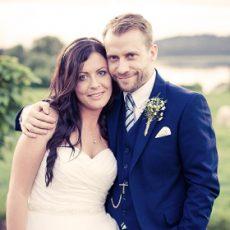 Emma and Nick, wedding at Rutland