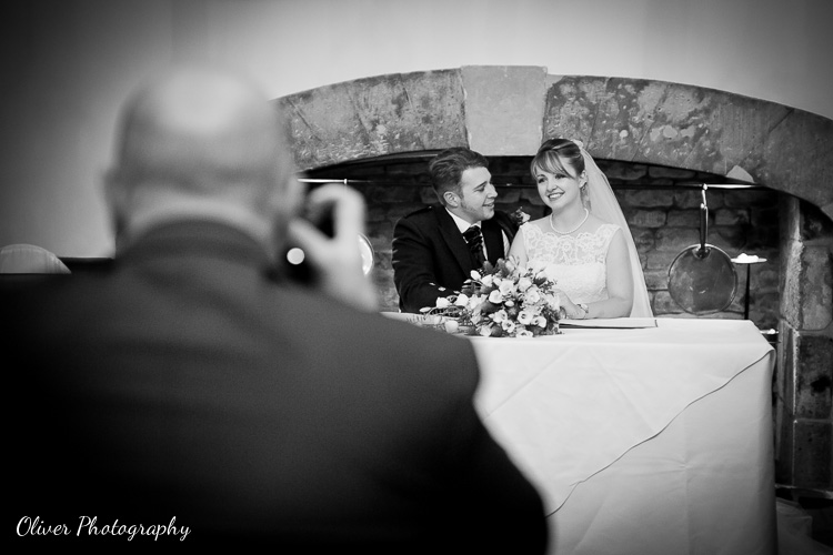 Marriage Ceremony at The Haycock Hotel Wansford