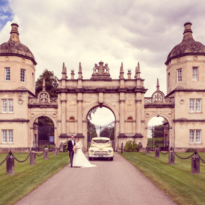 weddings at Burghley House