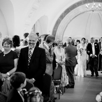 normanton church wedding ceremony