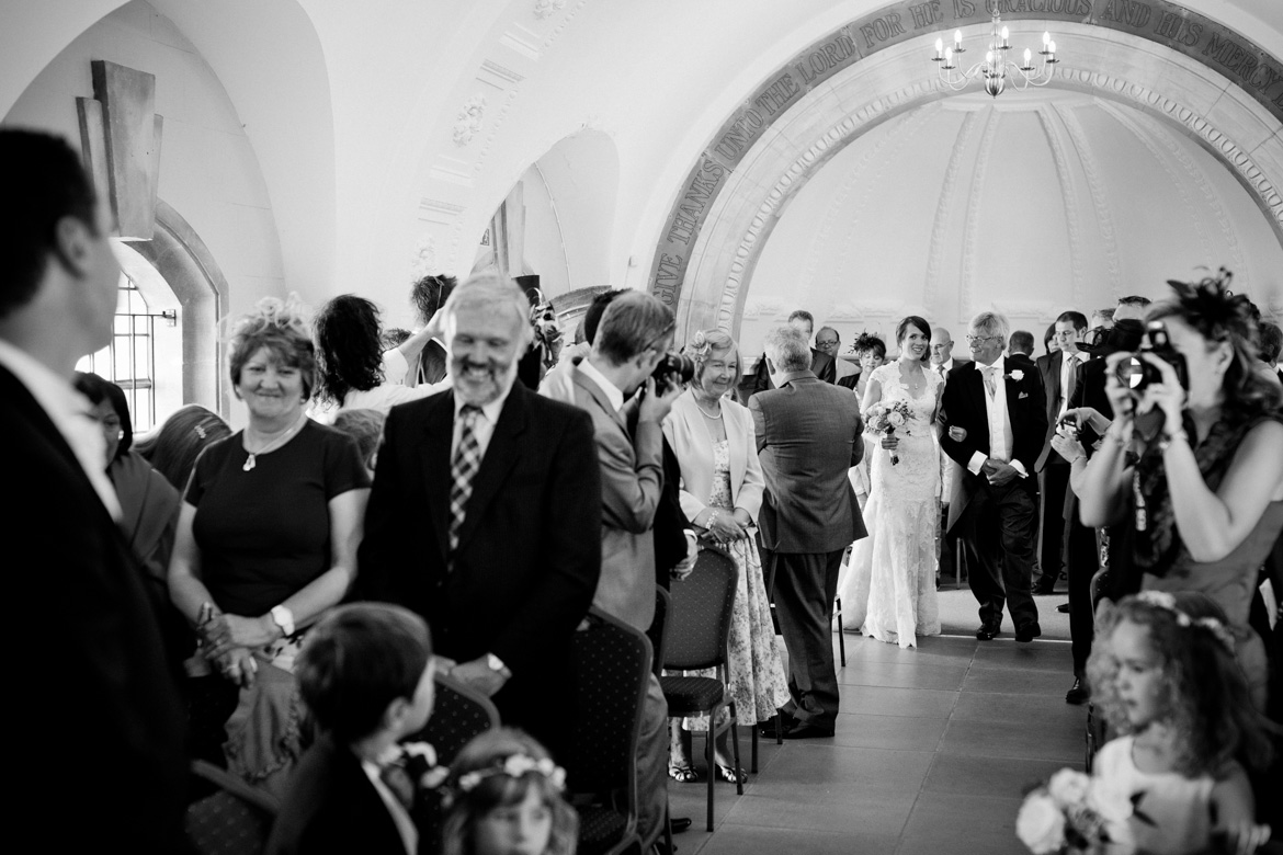 normanton church wedding ceremony