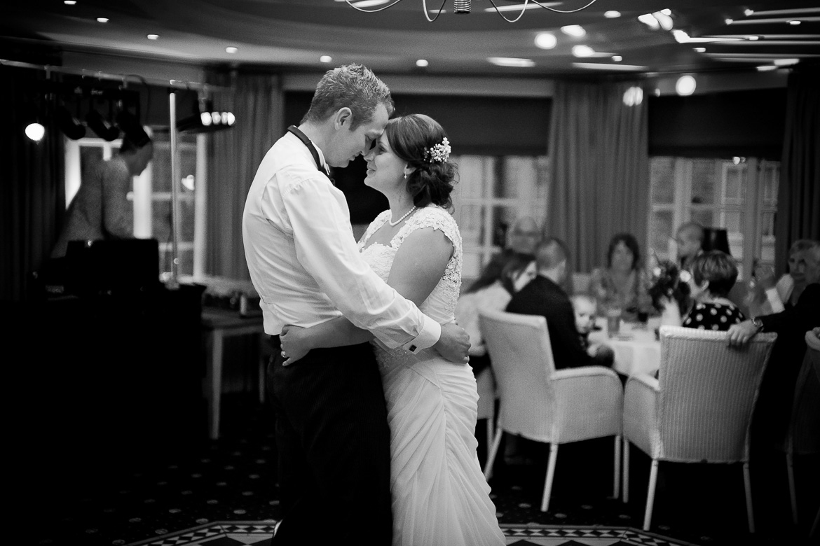 First dance at queenshead inn
