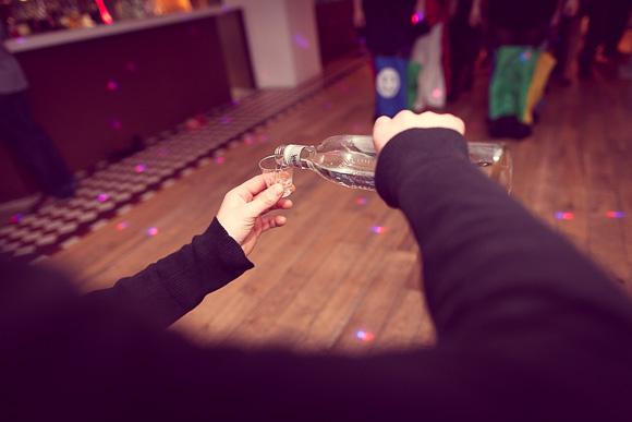 vodka on polish weddings