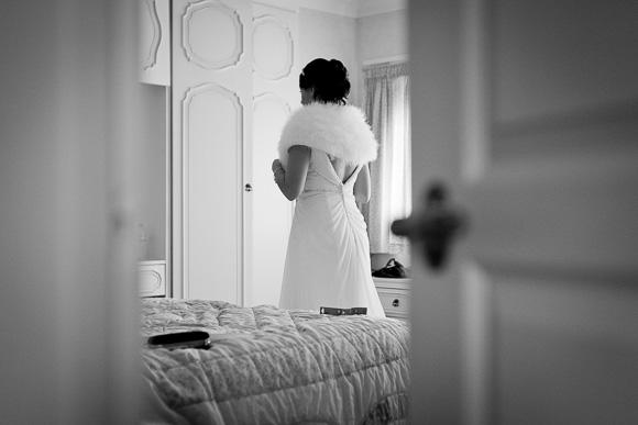 wedding Queens Head Riverside Inn 017