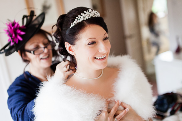 wedding Queens Head Riverside Inn 018