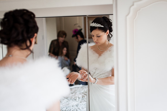 wedding Queens Head Riverside Inn 020