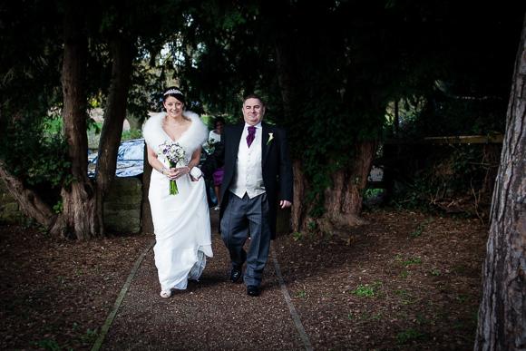 wedding Queens Head Riverside Inn 028