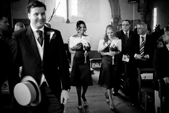 wedding Queens Head Riverside Inn 030