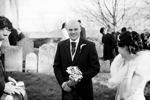 wedding Queens Head Riverside Inn 042
