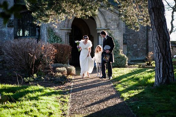 wedding Queens Head Riverside Inn 046