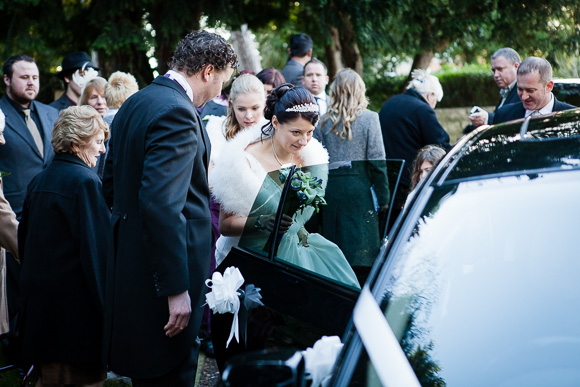 wedding Queens Head Riverside Inn 047