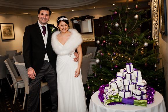 wedding Queens Head Riverside Inn 051