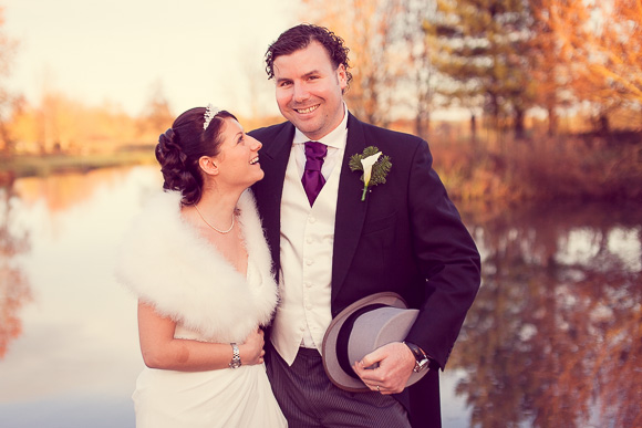 wedding Queens Head Riverside Inn 052
