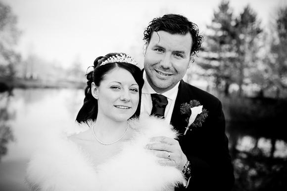 wedding Queens Head Riverside Inn 053