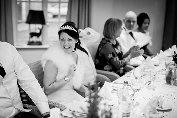 wedding Queens Head Riverside Inn 058