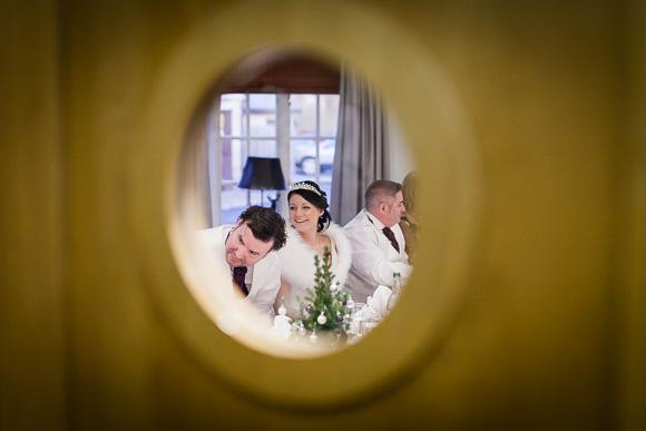 wedding Queens Head Riverside Inn 059