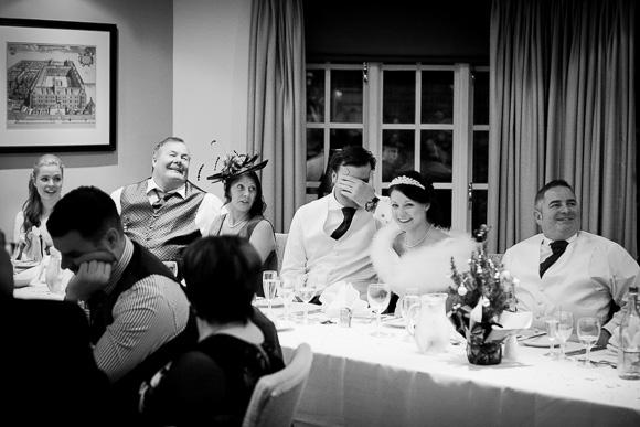 wedding Queens Head Riverside Inn 060