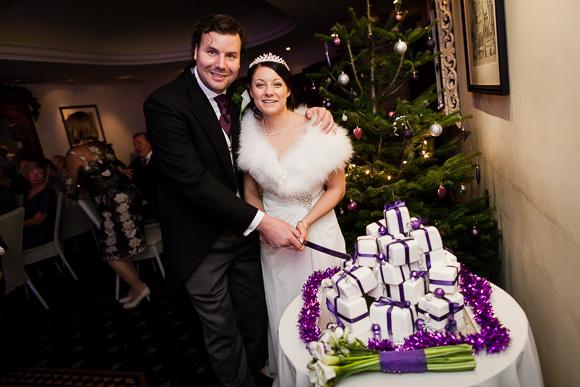 wedding Queens Head Riverside Inn 064