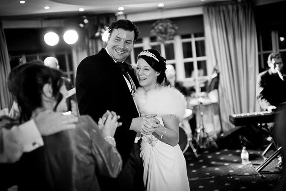 wedding Queens Head Riverside Inn 065