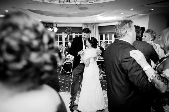 wedding Queens Head Riverside Inn 066
