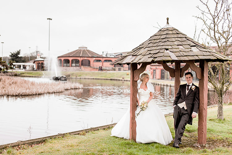 Hinckley Island Hotel weddings