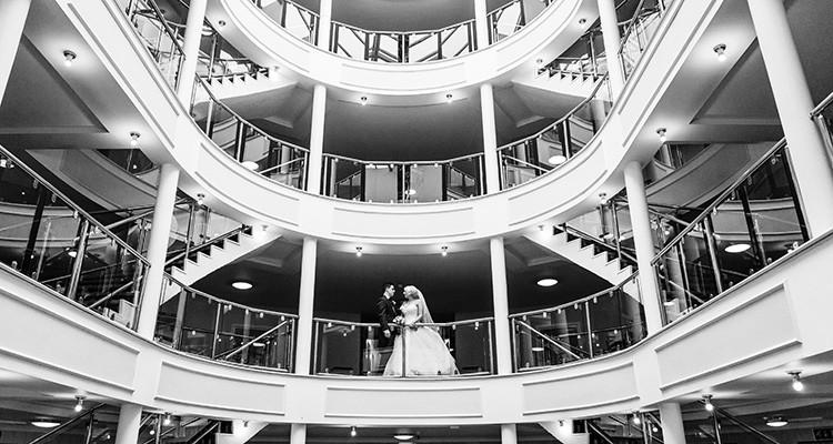Weddings at Hinckley Island Hotel