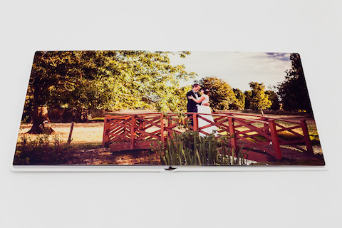 stunning wedding book