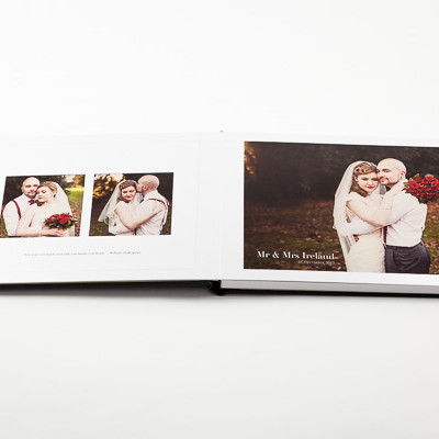 wedding albums uk