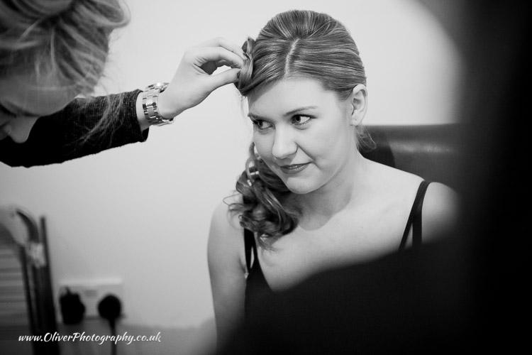 wedding preparation pictures