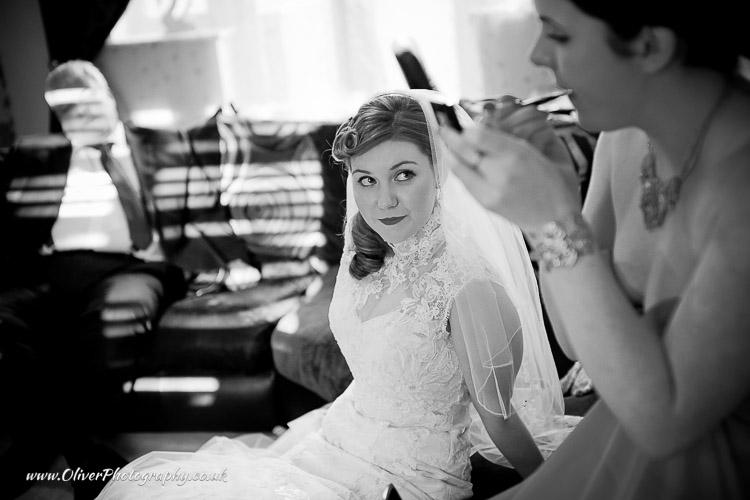 natural wedding photographer Peterborough uk