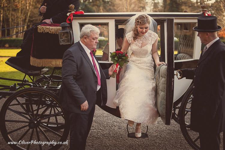wedding carriage Peterborough