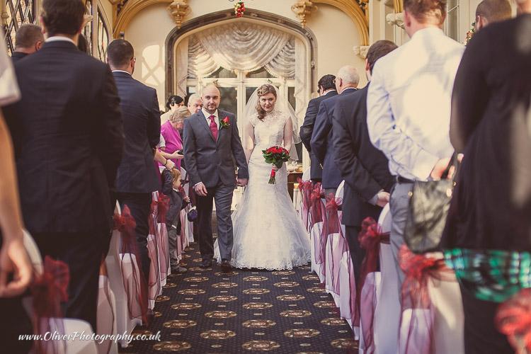 weddings Orton Hall Peterborough